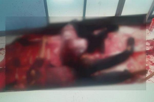 พบ 2 ศพสยองนอนจมกองเลือด ใน ร ร กวดวิชา