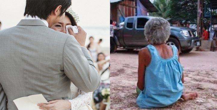 """พ่อแม่ของหญิงสาวดูถูกชายหนุ่มเป็น """"คนยากจน"""" แต่นึกไม่ถึง เมื่อได้เห็นสิ่งที่เขาทำในวันแต่งงาน กลับทำให้แขกทุกคนต้องทำแบบนี้…!"""