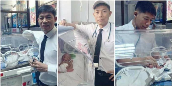 ยอดคุณหมอ!!! หนูน้อยแรกเกิดลูกของคนงานพม่าป่วยหนัก พ่อแม่ถอดใจไม่มีเงินรักษา แต่ว่าคุณหมอท่านนี้กลับทำในสิ่งที่ใครเห็นก็ต้องชื่นชมไปทั่ว!