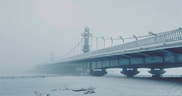 หนาวจับใจ!! หมู่บ้านโอมยาคอน สถานที่ที่หนาวเย็นที่สุดในโลก หนาวจัดจนปรอทแตก อุณหภูมิ -62 องศา