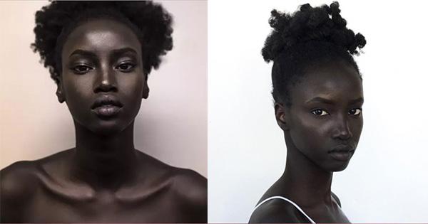นางแบบผิวสีจากซูดาน ที่ได้รับการขนานนามว่าเป็นผู้หญิงที่สวยที่สุดในโลก รู้ค่าตัวเธอแล้วต้องร้องว้าว!!