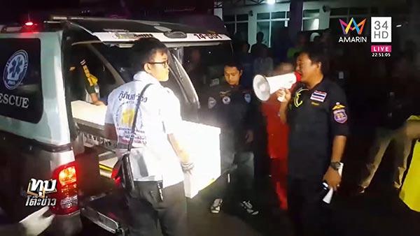 ผู้รอดเหตุรถทัวร์สยอง เปิดใจวินาทีที่รู้ว่าเบรกแตก เข็ดขยาดไม่กล้าไปเที่ยว (คลิป)